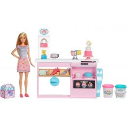 Mattel GFP59 Barbie Cukrárstvo herný set